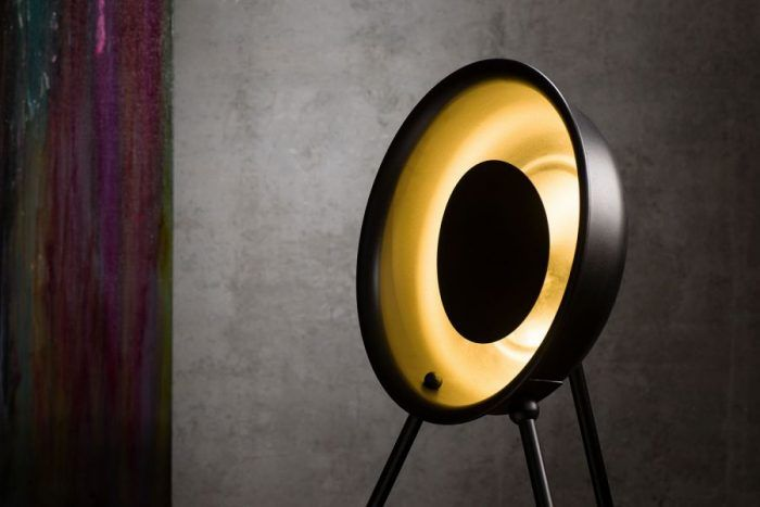 Sergey Makhno – Frankie Lamp #lamp #lighting #lampdesign #design