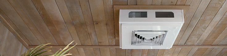 Dragon Ceiling Fan Heater