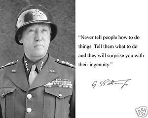 Famous War Quotes George Patton