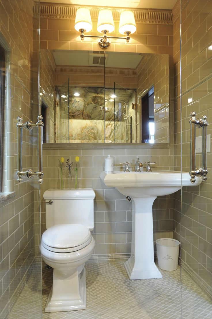 55 best tile installations by js brown co images on pinterest bathroom remodel in bexley ohio with custom medicine cabinet and tile from sonoma tilemakers designed by monica miller ckd cbd cr of j brown co dailygadgetfo Gallery