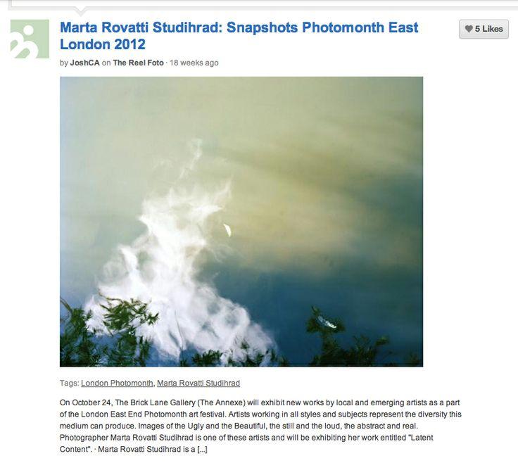 https://www.facebook.com/MartaRovattiStudihradPhotographer