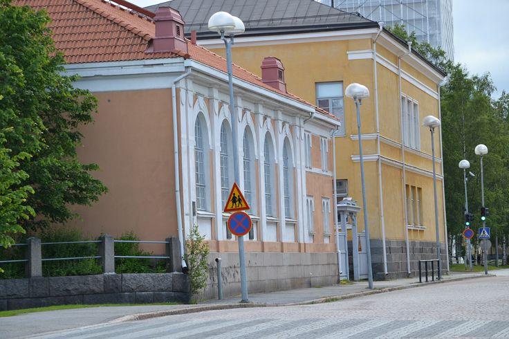Oulun Lyseo 1874-