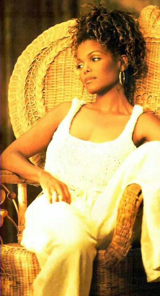 On The Set Of Again Music Video 1993 From The Janet Album And Poetic Justice