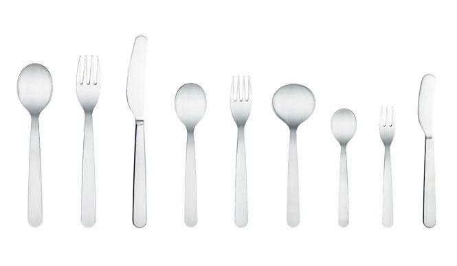 新テーブルウェア「Common」 テーブルスプーン / テーブルフォーク / テーブルナイフ / デザートスプーン / スープスプーン / ティースプーン / ケーキスプーン / バターナイフ