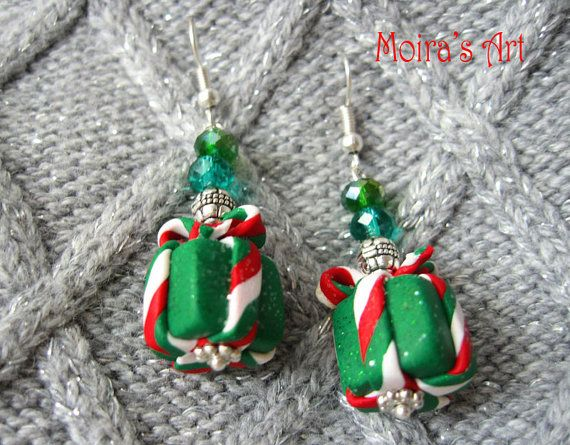 1000+ images about Light up Christmas earrings on Pinterest