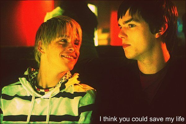 I think you could save my life Maxxie Oliver and Tony Stonem