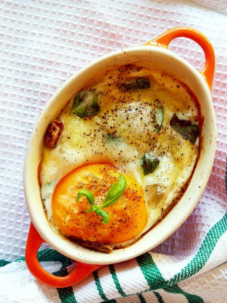 Negyed óra alatt elkészíthető, olasz ízvilágú tojásétel. Próbáld ki, nem fogsz csalódni!
