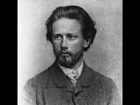 Konstantinos Paliatsaras sings 2 Tchaikovsky songs