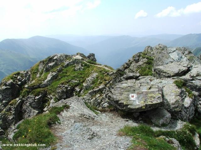 Buteanu peak - #Fagaras_mountains