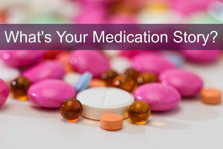 What Is Your Medication Story? http://herbsandoilshub.com/what-is-your-medication-story/  Kami is encouraging a discussion about prescription & OTC meds and the effects they can have. There's a lively debate in the comments section of her post.