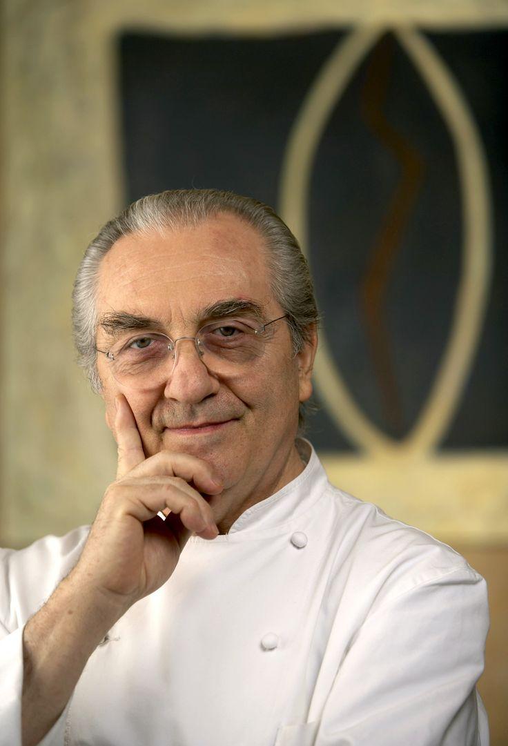 #GualtieroMarchesi il Maestro, il Guru