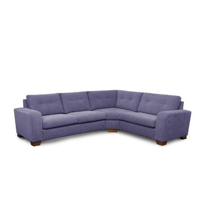 Asturias Corner Sofa | Wayfair UK