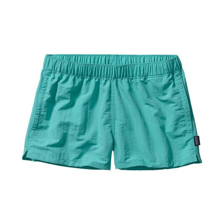 "Patagonia Women's Barely Baggies 2.5"" Shorts- Howling Turquoise from Shop Southern Roots TX"