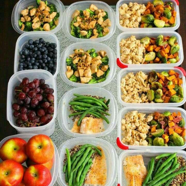 Mejores 538 im genes de comida saludable en pinterest - Comidas deliciosas y saludables ...
