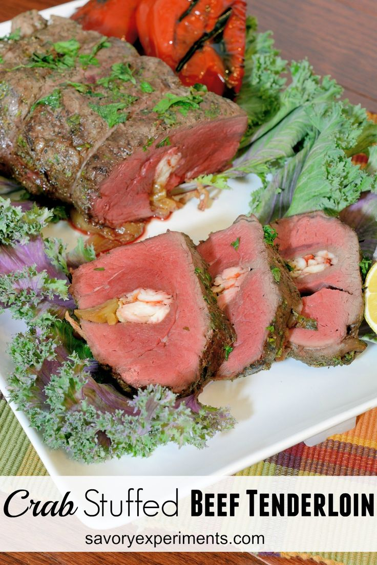Beef Tenderloin on Pinterest | Beef Tenderloin, Beef and Surf And Turf ...