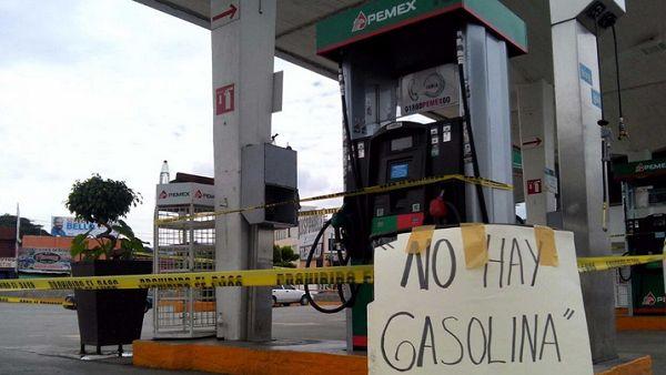 22 pesos el litro de gasolina en Guanajuato, llegó la crisis generada por Peña Nieto