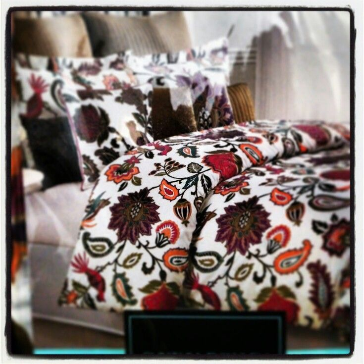 New Cynthia Rowley bedding from tj maxx