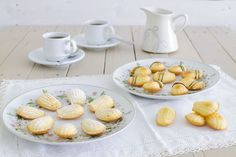 Madeleines | Recetas Mycook