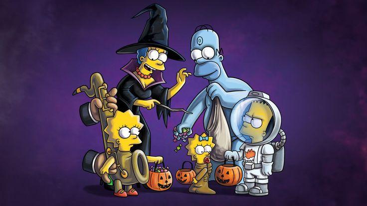 Illustration Les Simpson