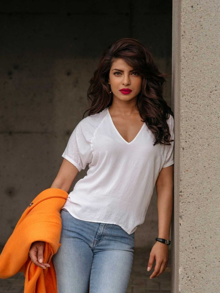 Priyanka Chopra...  ❤❤♥For More You Can Follow On Insta @love_ushi OR Pinterest @ANAM SIDDIQUI ♥❤❤