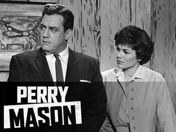.....Perry Mason (Raymond Burr) and Della Street taking on and solving all of the court cases of the 50's on weekly TV.