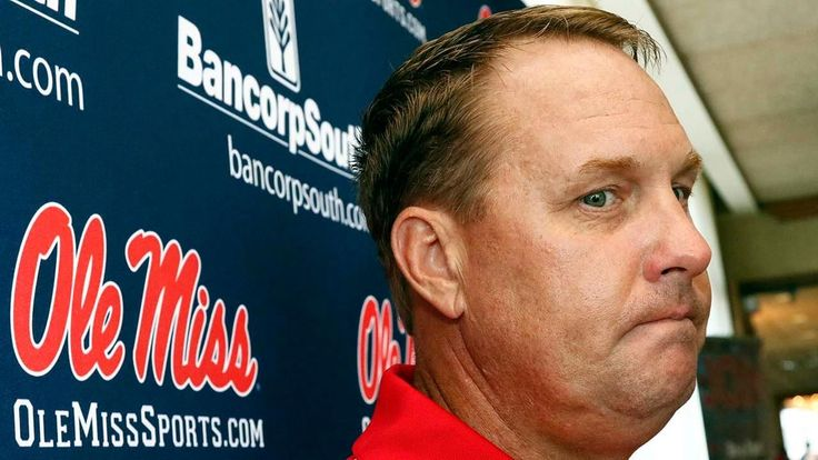 Ole Miss football coach resigns over accusations of misconduct