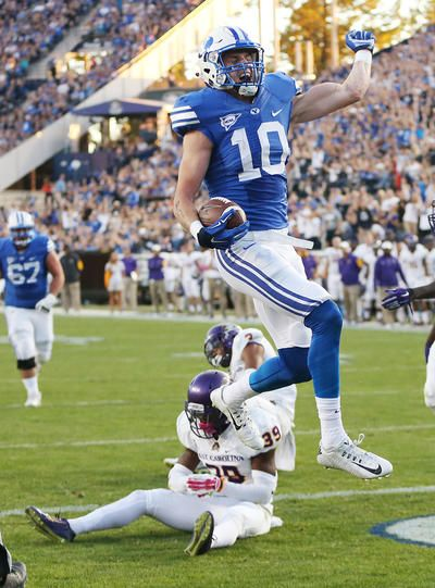Mitch Mathews, three-star, wide receiver, 2009 | BYU football: Re-grading the recruits | Deseret News