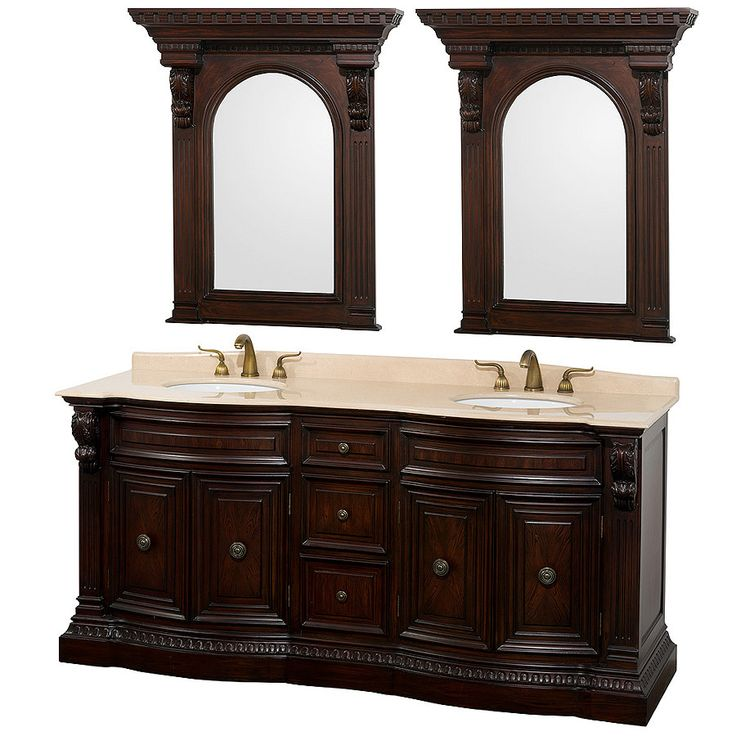 Roosevelt 72 Inch Bathroom Vanity WC G5000 72 By Wyndham Collection Part 80