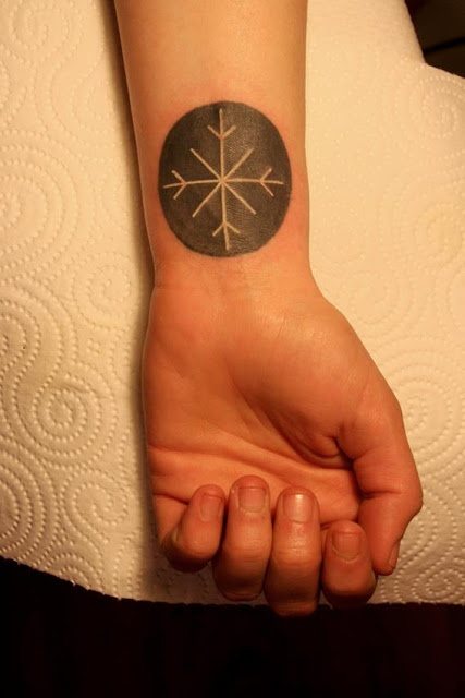 Finnish Tattoo