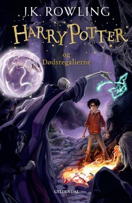 Læs om Harry Potter og dødsregalierne (Harry Potter bøgerne). Bogens ISBN er 9788702173284, køb den her
