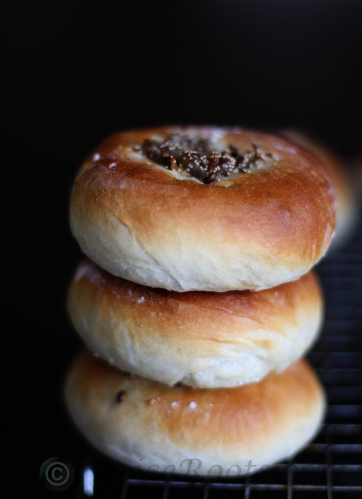 Bialy - Delicious New York Bialy