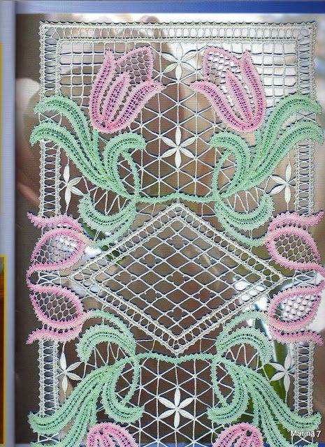 Lace Express 2008-01 - Ana B.F - Picasa Web Album