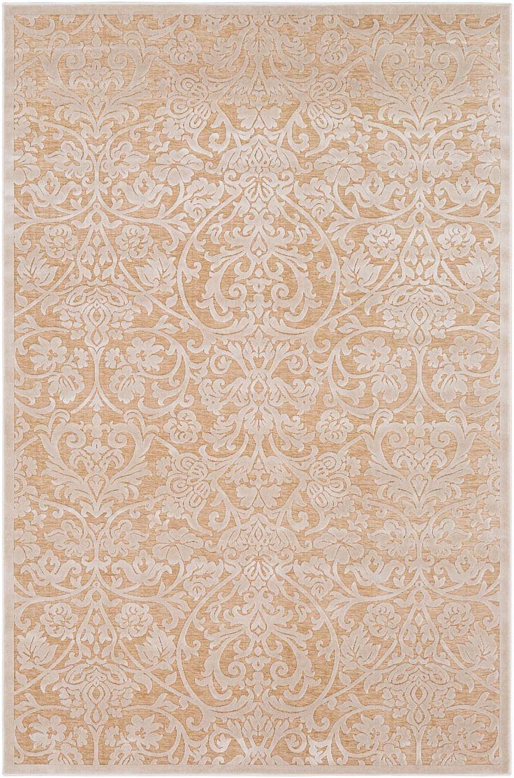 Heer Oriental Ivory Cream Area Rug In 2020 Rugs Floral Area Rugs Area Rugs