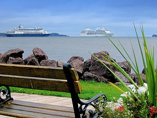 Charlottetown Harbour Discover a different side of Canada http://www.spectrumholidays.com.au/