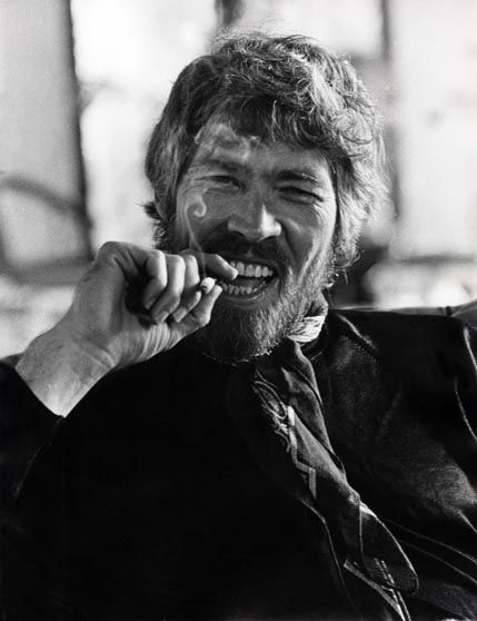 James Coburn: He was a wonderful actor and one of the best looking ugly men!!!