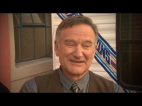 Watch Robin Williams' Final ET Interview - YouTube