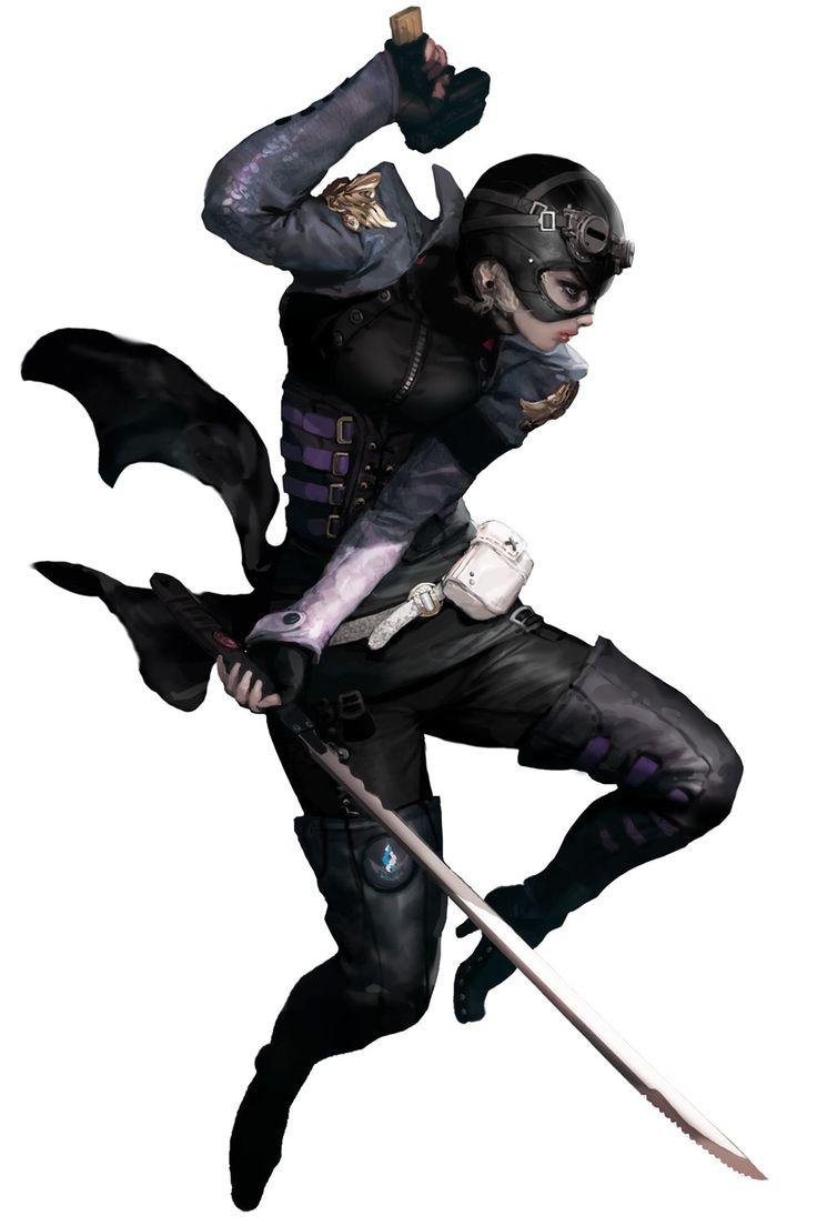 Female Assassin