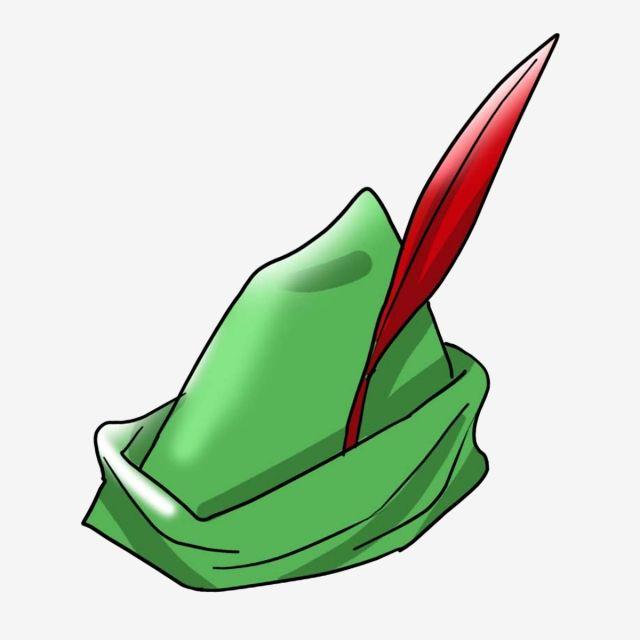 Illustration Robin Hood Hat Illustration Drawing Robinhood Png Transparent Clipart Image And Psd File For Free Download Robin Hood Hat Robin Hood Santa Hat Vector
