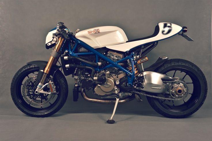 Ducati 1098S Custom by shedX   Silodrome