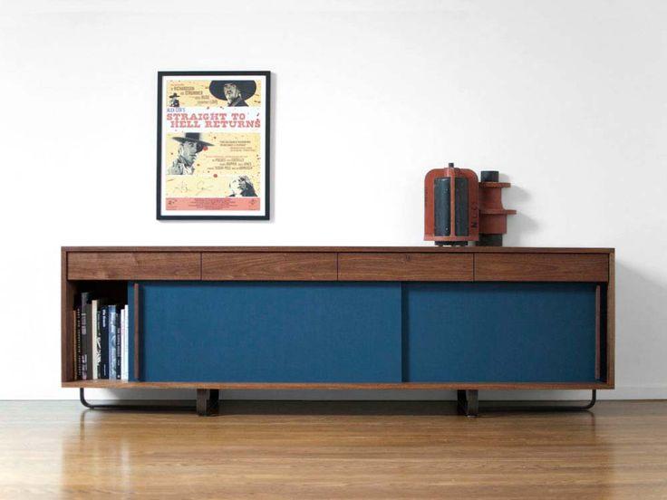 backcloth cabinet // union studio furniture