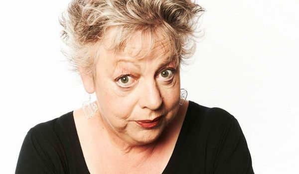 Jo Brand is a BAFTA-winning English comedian, writer and actress. Jo launched her career in the alternative comedy scene and is now a regular on smash-hit shows like QI and Have I Got News for You.  Jo's card design is as off the wall as her comedy.. but inside? Jo's message reveals a heart of gold.  We love it. #cardsforkeeps #jobrand