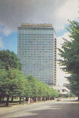 Hotel Latvija