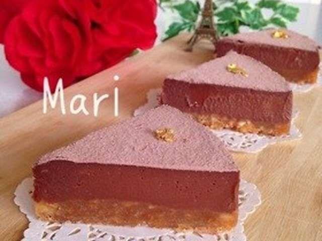 タルト 生 簡単 チョコ