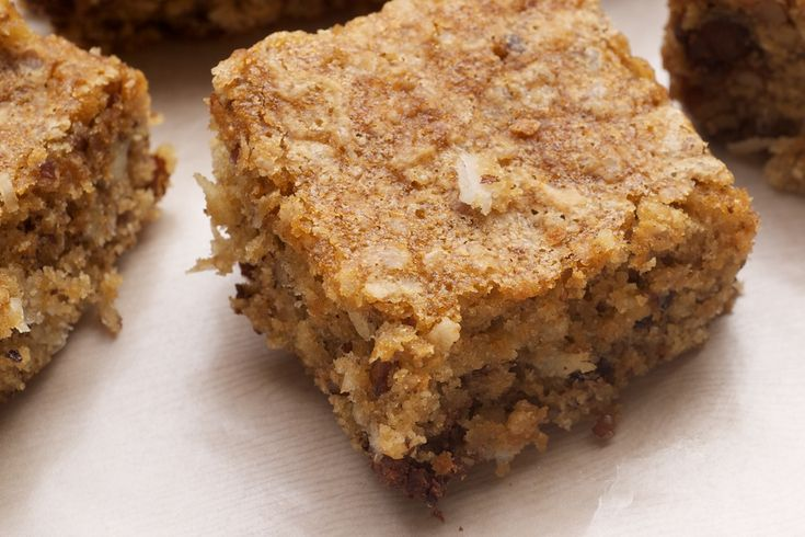 Coconut Pecan Blondies feature plenty of pecans, coconut, and brown sugar. A great quick and easy recipe that's a real crowd pleaser!