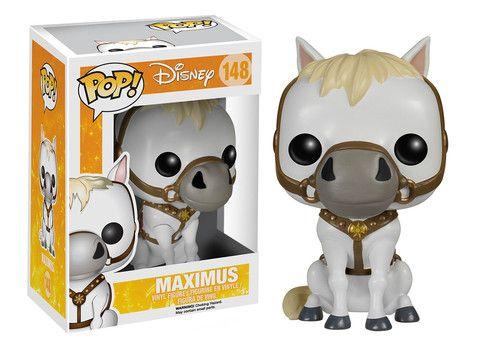 Pop! Disney: Tangled - Maximus   Funko OMG I NEED THIS OMGGGGGGGGGG