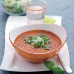 Paprika- och tomatsoppa med gremolatatopping 162 kcal - 5 2 Dieten Fasta med 5:2      5 2 Dieten Fasta med 5:2