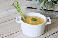 Суп пюре из гороха и тыквы рецепт с фото