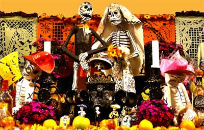 NOVEMBER: Día de Muertos: The Mexican Day of the Dead is celebrated at the beginning of November every year at the Museo Fernández Blanco (Suipacha 1422). Don't miss it - it is fabulous. This year Friday 2 Nov 6.30pm-10pm. Facebook address is http://www.facebook.com/photo.php?fbid=484956944859908=a.116775201678086.12887.109750765713863=1