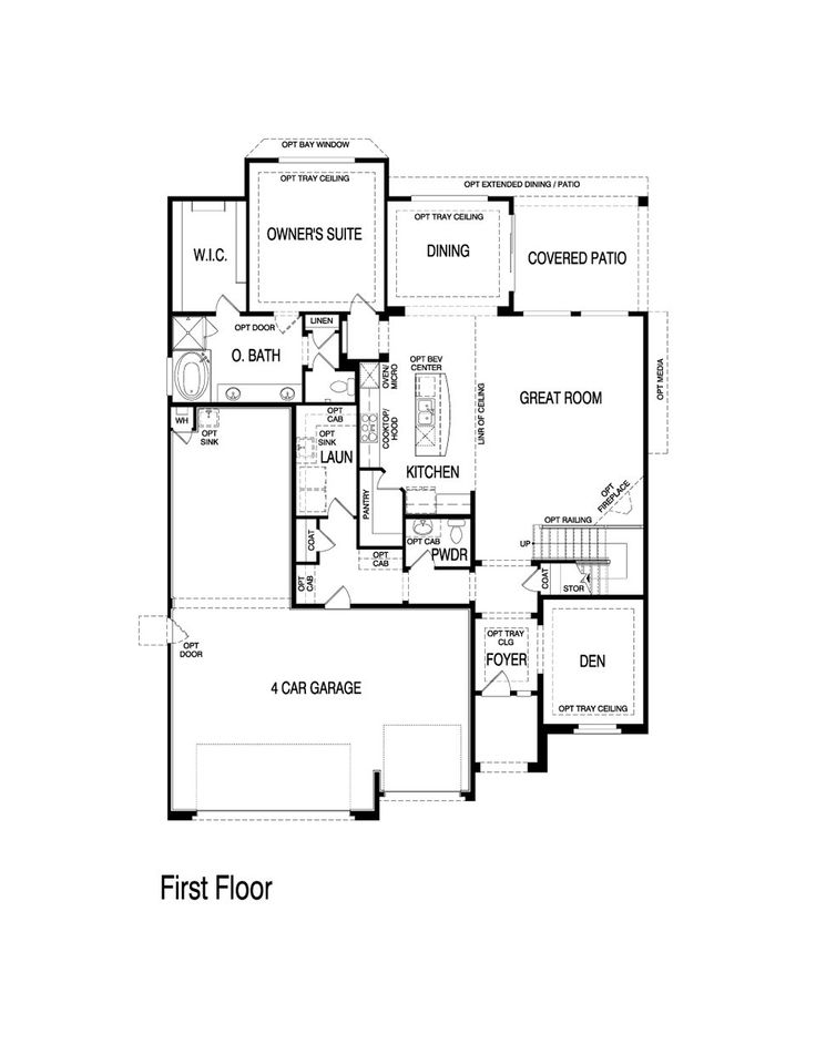 32 Best Images About Pulte Homes Floor Plans On Pinterest