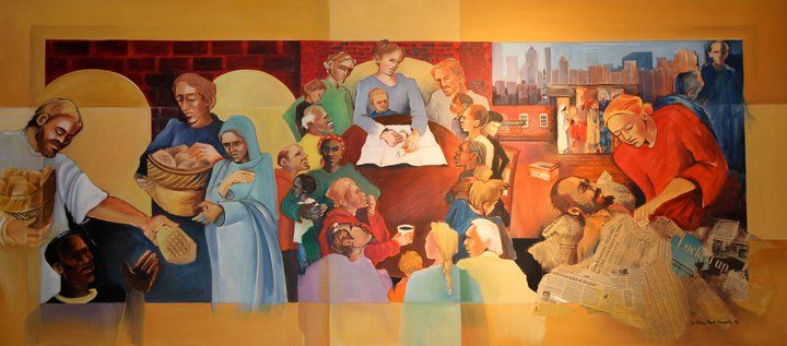 Sister Helen David Brancato - Bread